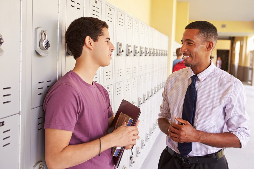 Why Teens Should Talk to Their Teachers Themselves